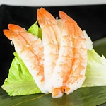 sashimi gambero