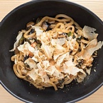 udon verdure gamberi